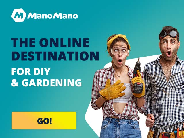 Start your tool hunting at ManoMano